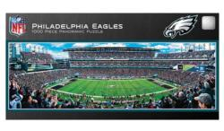 Philadelphia Eagles Sports Panoramic Puzzle