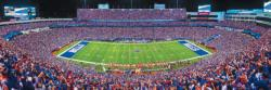 Buffalo Bills Sports Panoramic Puzzle