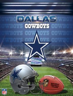Dallas Cowboys Sports Jigsaw Puzzle