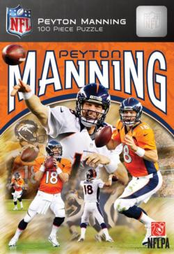 Peyton Manning Sports Jigsaw Puzzle