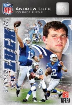Andrew Luck Sports Jigsaw Puzzle