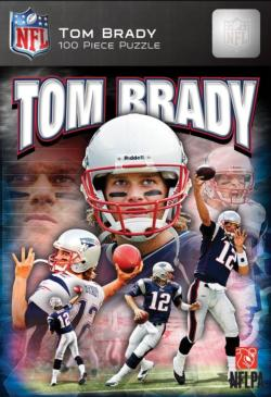 Tom Brady Sports Jigsaw Puzzle