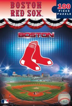 Boston Red Sox Boston Children's Puzzles