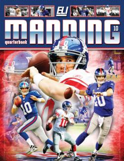 Eli Manning New York Sports Jigsaw Puzzle