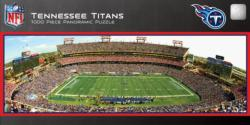 Tennessee Titans Father's Day Panoramic Puzzle