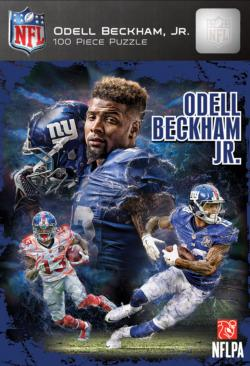 Odell Beckham Jr. Sports Jigsaw Puzzle