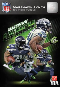 Marshawn Lynch Sports Jigsaw Puzzle