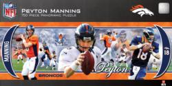 Peyton Manning Sports Panoramic