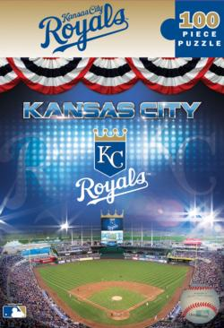 Kansas City Royals Baseball Children's Puzzles