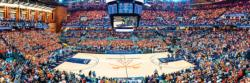 University of Virginia Basketball Sports Panoramic