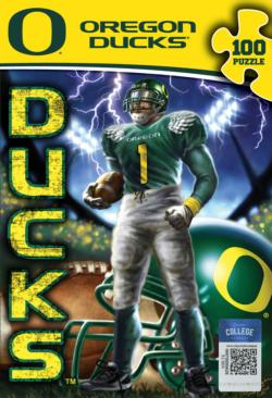 Oregon Sports Jigsaw Puzzle