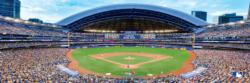 Toronto Blue Jays Baseball Panoramic