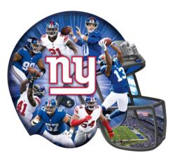 New York Giants - Scratch and Dent - Scratch and Dent Sports Jigsaw Puzzle