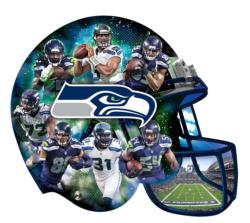 Seattle Seahawks Sports Jigsaw Puzzle