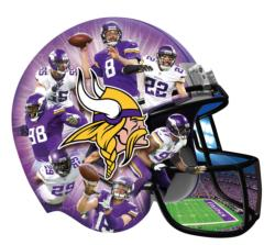 Minnesota Vikings Sports Jigsaw Puzzle