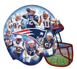 New England Patriots Sports Jigsaw Puzzle
