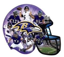 Baltimore Ravens Sports Jigsaw Puzzle