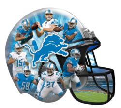 Detroit Lions Sports Jigsaw Puzzle