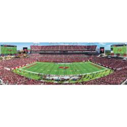Tampa Bay Bucaneers Sports Panoramic Puzzle