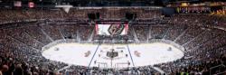 Vegas Golden Knights Sports Panoramic Puzzle