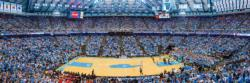 North Carolina Sports Panoramic Puzzle