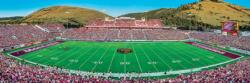 Montana 1000pc Panoramic Puzzle Football Panoramic Puzzle