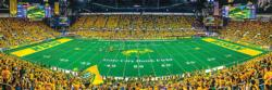 North Dakota State 1000pc Panoramic Puzzle Father's Day Panoramic Puzzle