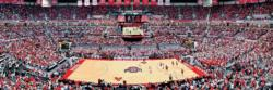 Ohio State Basketball Sports Panoramic Puzzle