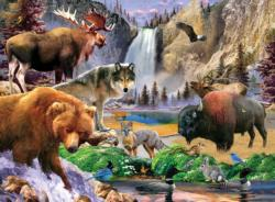 Yellowstone National Park National Parks Jigsaw Puzzle