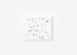 Puzzlehead (small) Abstract Jigsaw Puzzle