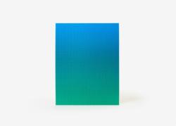 Gradient Puzzle (blue/green) Abstract Impossible Puzzle