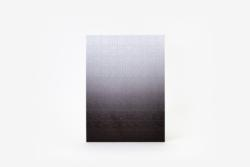 Gradient Puzzle Small (black/white) Monochromatic Impossible Puzzle