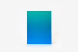 Gradient Puzzle Small (blue/green) Abstract Impossible Puzzle