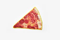 Little Puzzle Thing: Pizza Slice Food and Drink Jigsaw Puzzle