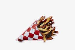 Little Puzzle Thing: French Fries Food and Drink Miniature Puzzle