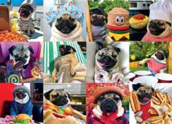 Doug the Pug: Pug Life Sweets Jigsaw Puzzle