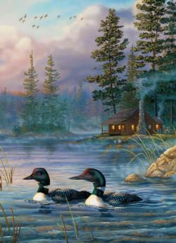 Autumn in the Air - Scratch and Dent Nature Jigsaw Puzzle