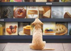Just Browsing Photography Jigsaw Puzzle