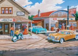 Popple Creek Store General Store Jigsaw Puzzle