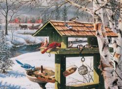 Backyard Banquet Lakes / Rivers / Streams Jigsaw Puzzle