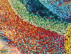 Mosaic Photography Jigsaw Puzzle