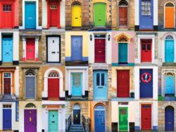 Open The Door Photography Jigsaw Puzzle