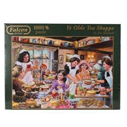 Ye Olde Tea Shoppe Sweets Jigsaw Puzzle
