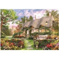 The Whitesmith's Cottage Garden Jigsaw Puzzle