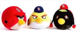 MLB Angry Birds - Cardinals St. Louis Cardinals Plush Toy