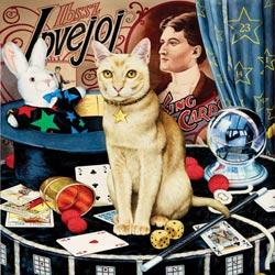 Catology - Houdini Cats Jigsaw Puzzle