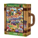 National Parks (Travel America) United States Jigsaw Puzzle