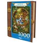 Alice in Wonderland (Fairytales Book) Fantasy Jigsaw Puzzle