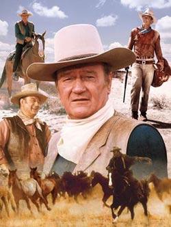 John Wayne - America's Cowboy Famous People Jigsaw Puzzle