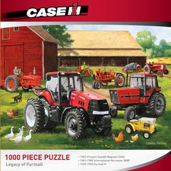 Legacy of Farmall (Farmall) Farm Jigsaw Puzzle